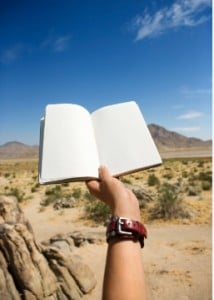 Zdjęcie książki jako strona przeliczeniowa