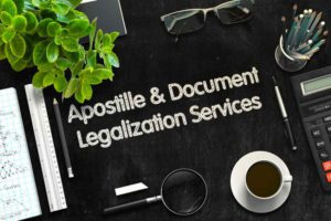 Apostille i legalizacja