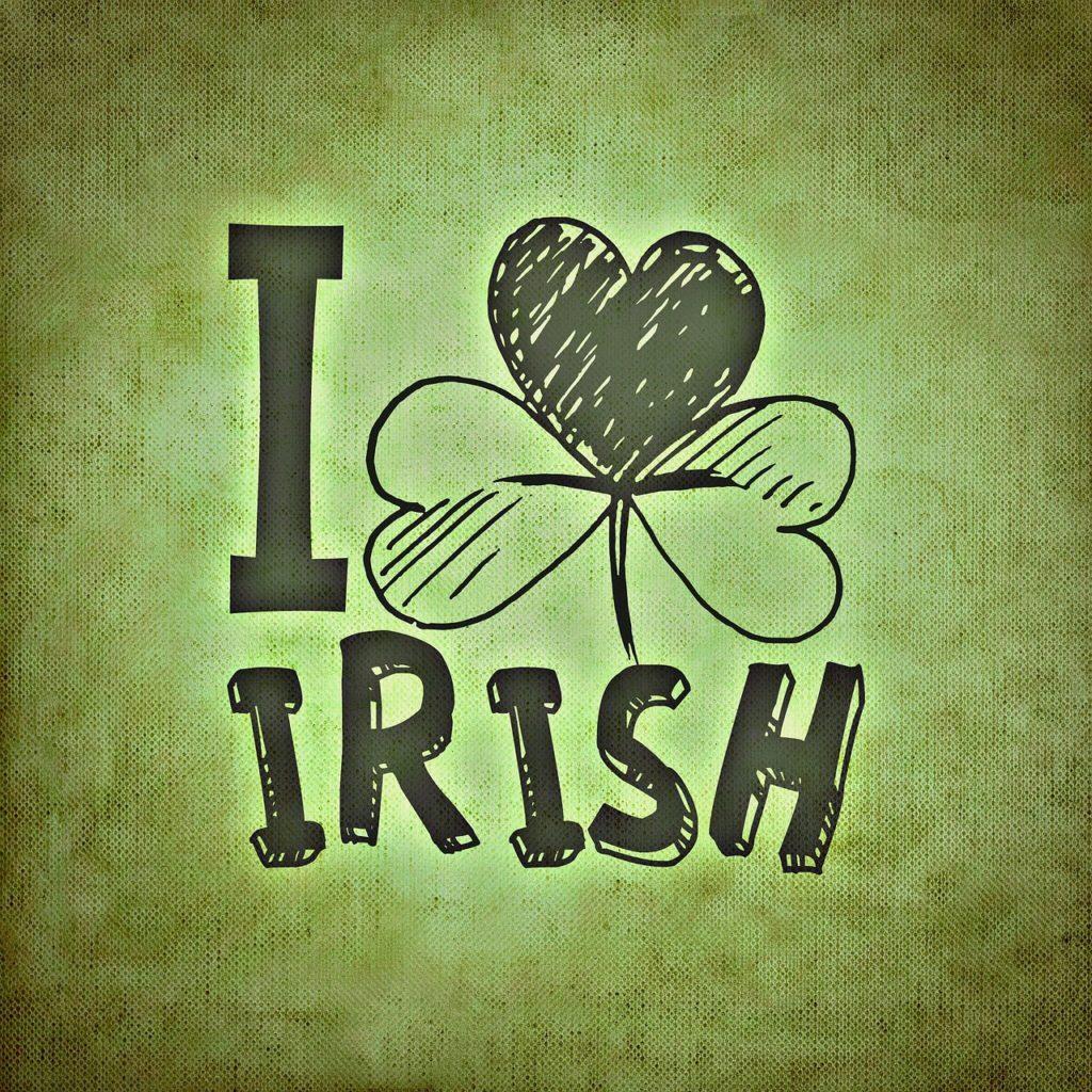 jezyk irlandzki