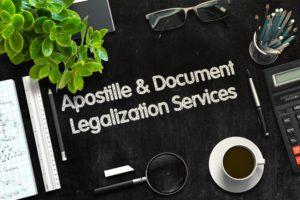 Legalizacja dokumentów sądowych i notarialnych