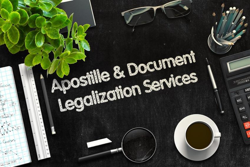 Apostille i legalizacja w przypadku dokumentów wydanych przez uczelnię