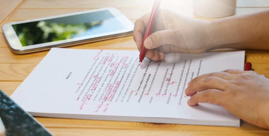 Tłumaczenie pisma odręcznego – odręczne zapisy