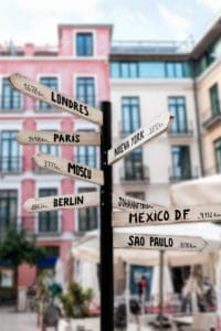 jak tłumaczyć nazwy miejscowości